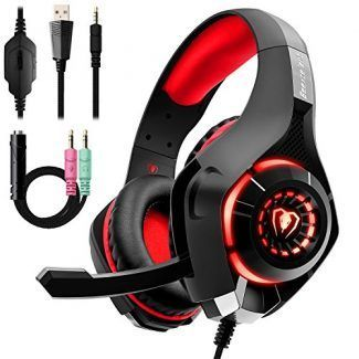 Auriculares Gaming Beexcellent GM-100 HB